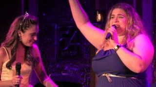 Bonnie Milligan & Laura Osnes -