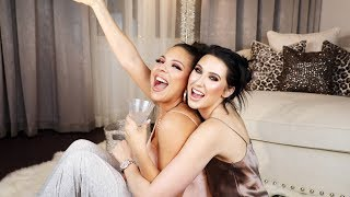 Drunk Get Ready With Me Feat. My BFF   Jaclyn Hill