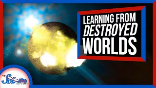 The Surprising Secrets of Destroyed Exoplanets | SciShow News