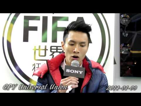 陳柏宇 - 身邊人 - Sony 2014 產品展覽會 @ 2014-01-09