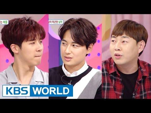 Hello Counselor - Lee Jeehoon, Lee Jinho, CNU [ENG/THA/2017.05.22]
