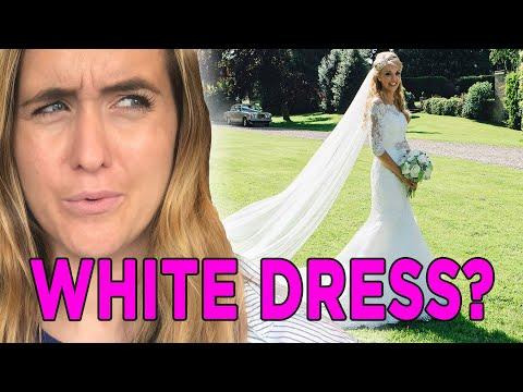 The Bizarre But True Origins Of Wedding Traditions