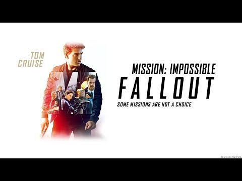 Mission: Impossible - Fallout'