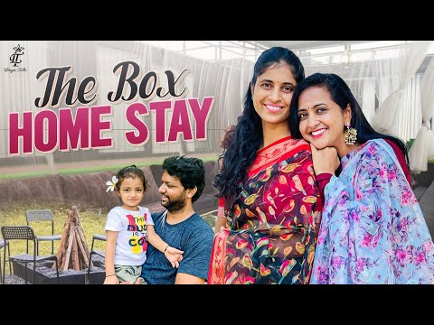 Anchor Lasya shares her 'Box Home Stay' memories