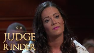 Spoiled Essex Girl Has An Appalling Attitude Towards Her Mum | Judge Rinder