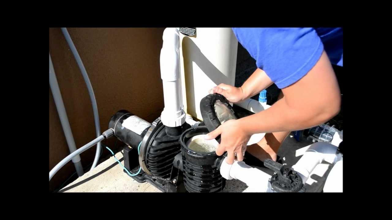 Pool Pump Repair Part 1 Of 3 Wmv Youtube