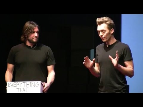 A Rich Life With Less Stuff: The Minimalists At TEDxWhitefish - Smashpipe Nonprofit