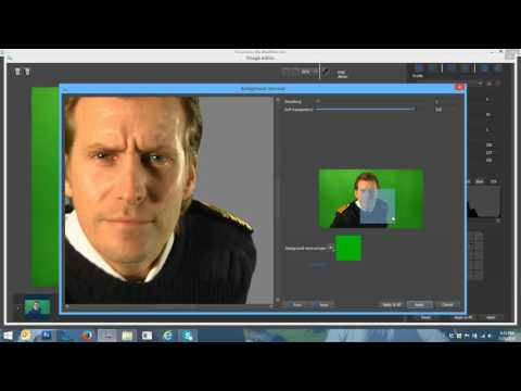 Shutter Stream Green Screen Background Removal Tutorial