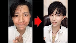 Power Of Makeup  [Boy Version] | Don't Judge Challenge  | Makeup challenge | Makeup Art | Part 3