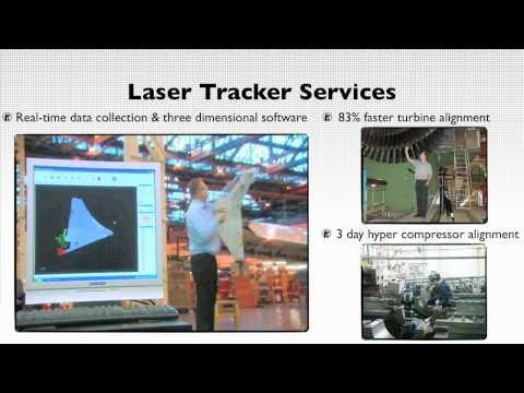 Laser Tracker and Optical Alignment Services