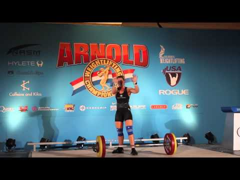 2015 Arnold Weightlifting Chamionships - Team MDUSA Women's Session