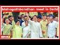 Anti-BJP meet a day before Parliament session, Mahagathbandhan meet in Delhi on Dec. 10