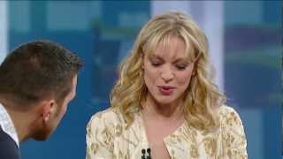 Kristin Lehman On George Stroumboulopoulos Tonight: INTERVIEW