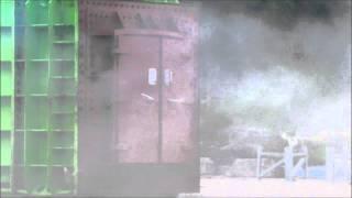 MML Blast Door Test 2