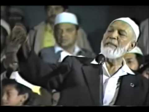 Quran or the Bible? - Ahmed Deedat