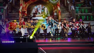 Descendants 3 x DanceOn VidCon Night of Awesome Performance