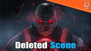 Major Darkseid Deleted scene from Justice League Explained