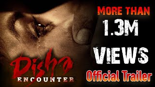 Watch: Disha Encounter Official Trailer - RGV..