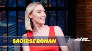 Saoirse Ronan's Mary Queen of Scots Costume Physically Altered Her