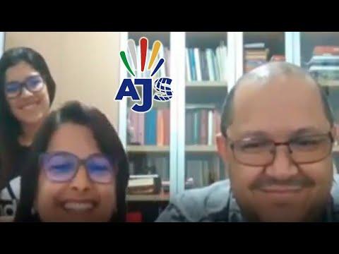 Ricardo Albenes da Silva e Virgínia Mendes Batista Albenes - Ex-alunos Salesianos - ITV - Uberlândia