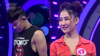Kay Trần một lần nữa từ chối nữ DJ bản lĩnh | HTV MẢNH GHÉP TÌNH YÊU | MGTY #12 | 20/9/2018