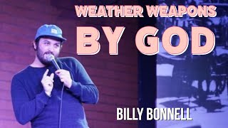 God's Hurricane Agenda: Billy Bonnell