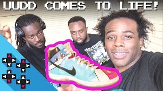 Canadian Olympic Wrestler Visits WWE & Tweets HHH (Photo), Teddy Long's Birthday, The New Day's Gear