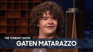 Gaten Matarazzo Spills on Season 4 of Stranger Things | The Tonight Show Starring Jimmy Fallon