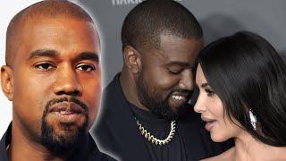 Kanye West Rushing Kim Kardashian To Finalize Divorce