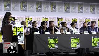 WESTWORLD | Comic Con 2019 Full Panel (Aaron Paul, Jeffrey Wright, Tessa Thompson, Thandie Newton)