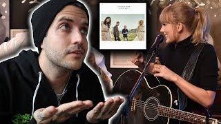 SHE SURPRISED EVERYONE! Taylor Swift Sings
