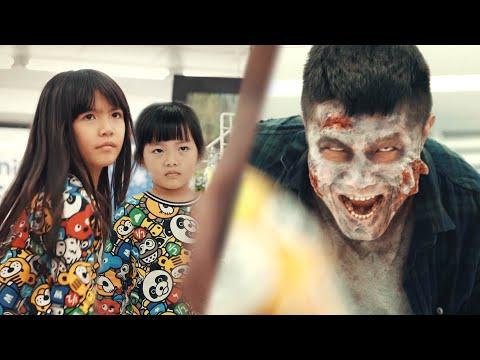 Kids vs Zombies 活屍反斗城 ft. 喪屍老爸
