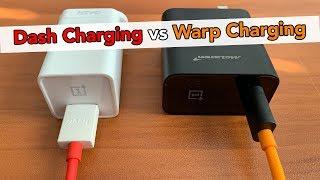 Dash Charging vs Warp Charging