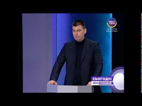 Юрій Михальчишин у програмі
