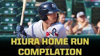 Keston Hiura Home Run Compilation