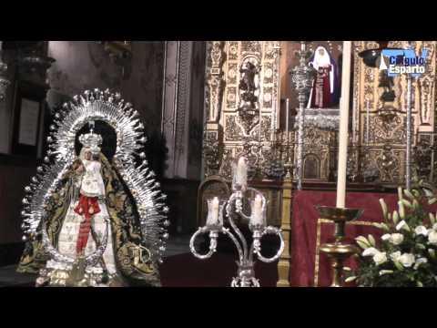 Besamanos de la Virgen de la Cabeza