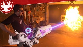 Make it Real: Zarya's Particle Cannon (PART 3/3)