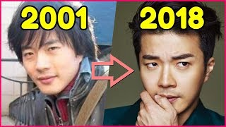 Mystery Queen 2 Kwon Sang woo Evolution 2001-2018