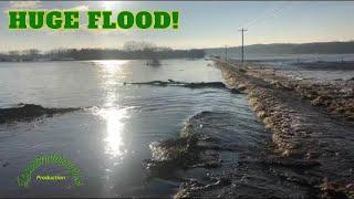 Nebraska flooding 2019 (North East Nebraska)