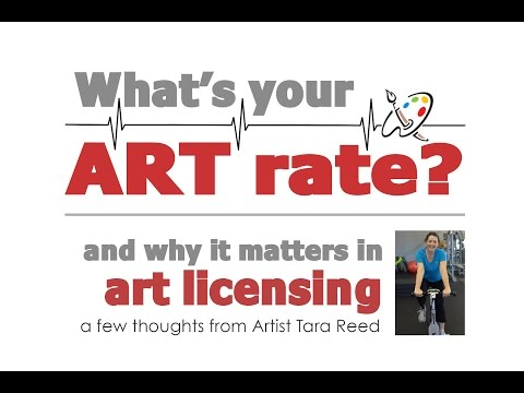 What's your art rate?