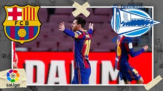 Barcelona vs Alavés | LALIGA HIGHLIGHTS | 2/13/2021 | beIN SPORTS USA
