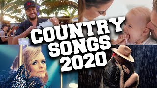 Today's Country Hits 2020 🤠 Popular Country Songs with Lyrics Mix