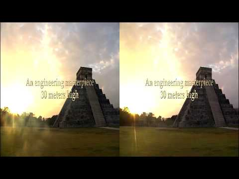 [Korea3DShowcase2012] The Great Maya: A Two-Part Series 3D by EBS