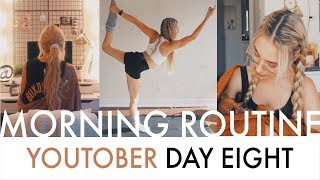 Fall Morning Routine | Cozy Recharge