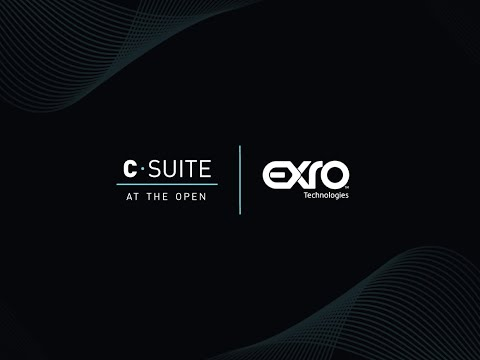 Tmx Group Exro Technologies C Suite At The Open