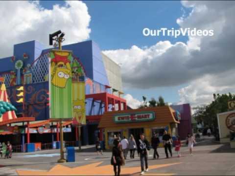 Pictures of Universal Studios,Los Angeles, CA, US