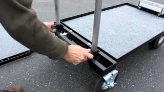 Aperçu de la vidéo de Assemblage d'une roulante Magliner