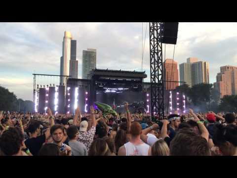 Gold (feat. Yuna) (ID Remix) - Adventure Club [Lollapalooza 2016]
