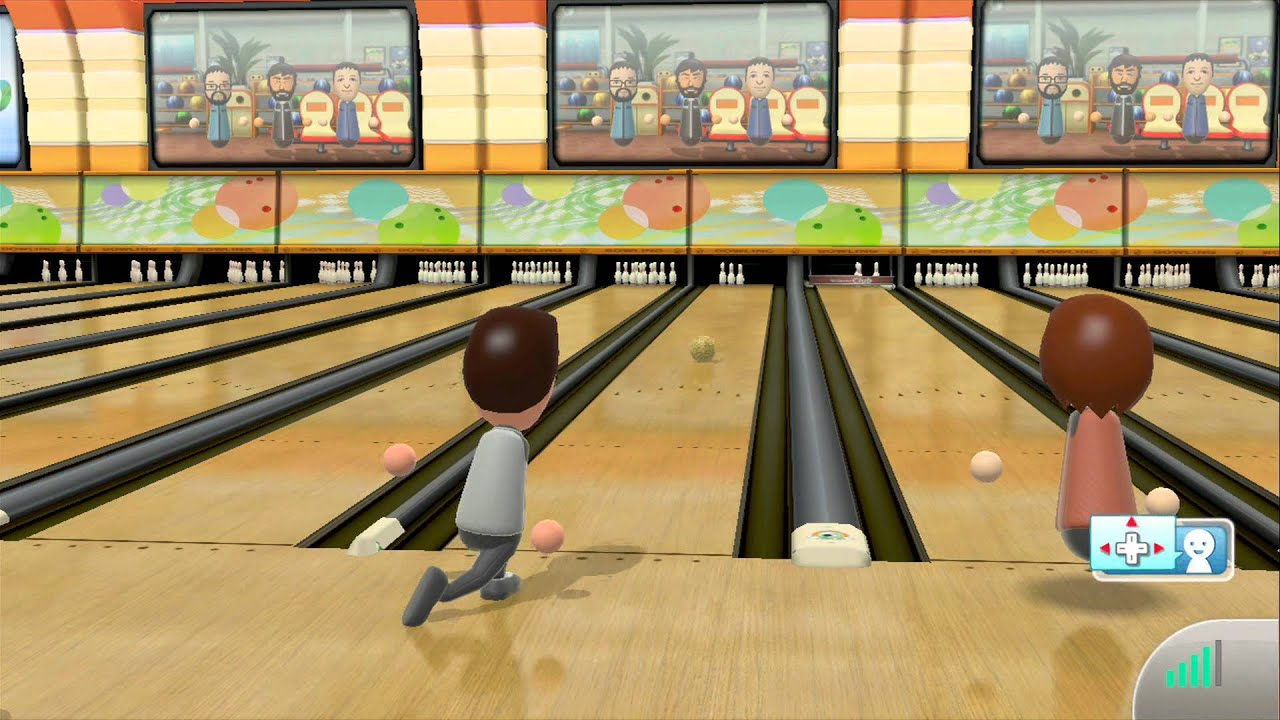 wii nintendo switch sports bowling games game club could ten important published ever want sport part nerd