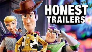 Honest Trailers | Toy Story 4